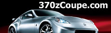 Nissan 370z coupe page
