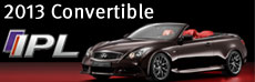 IPL G37 Convertible Released