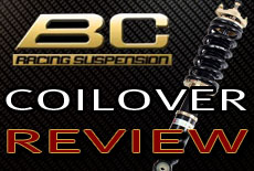 BC coilover Review