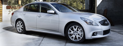2009 through 2011 Infiniti G37 sport base and AWD Sedan support