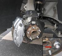 Replacing brake pads Infiniti G37 sport brakes | G37 Akebono